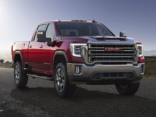Magnificent 2020 Gmc Sierra 2500Hd Slt Onthecornerstone Fun Painted Chair Ideas Images Onthecornerstoneorg